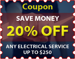 Electrical Service Coupon
